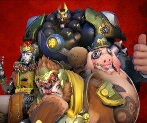 Трейлер китайского Нового года в Overwatch: новые скины и захват флага