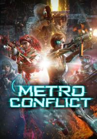 Обложка Metro Conflict