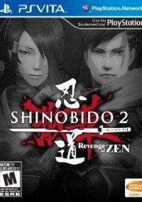 Обложка Shinobido 2: Revenge of Zen