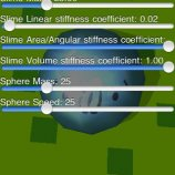 Скриншот Slime touch 4