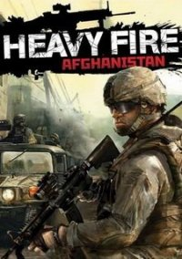 Обложка Heavy Fire: Afghanistan