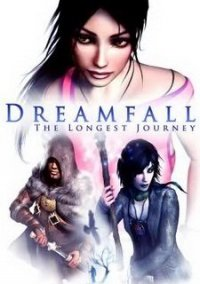 Обложка Dreamfall: The Longest Journey