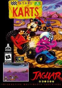 Обложка Atari Karts