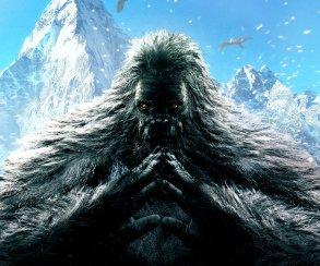 Снежный человек угрожающе рычит в трейлере Far Cry 4
