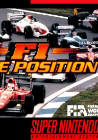 Обложка F1 Pole Position