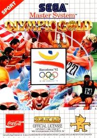 Обложка Olympic Gold: Barcelona '92