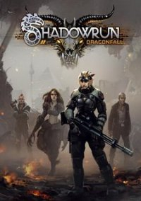 Обложка Shadowrun Returns: Dragonfall