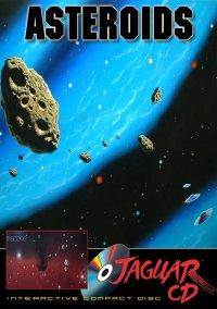 Обложка Asteroids