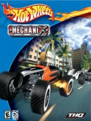 Hot Wheels Mechanix