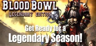 Blood Bowl: Legendary Edition. Видео #2
