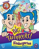 Обложка Big Thinkers! Kindergarten
