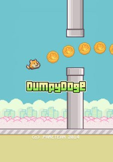 Dumpy Doge - The Adventure of 1Touch Flying Dog PRO