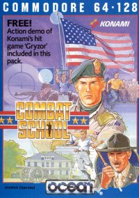 Обложка Combat School