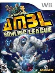 Обложка Alien Monster Bowling League