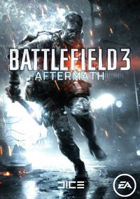 Обложка Battlefield 3: Aftermath