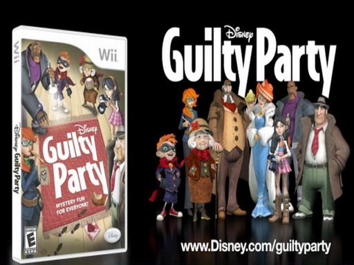 Disney Guilty Party. Видеоинтервью