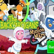 Обложка Backyardigans: Mission to Mars