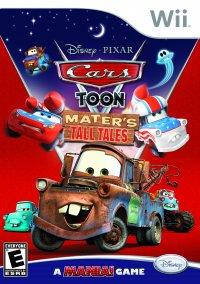 Обложка Cars Toon: Mater's Tall Tales
