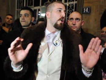 Политик-тролль изСербии снял предвыборный ролик встиле Kung Fury