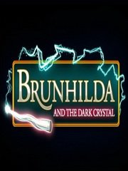 Обложка Brunhilda and the Dark Crystal