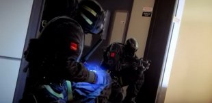 Tom Clancy's Rainbow Six: Siege. Демонстрация боевых навыков