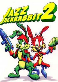 Обложка Jazz Jackrabbit 2: The Secret Files