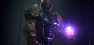Quake: Champions. Видеоролик о чемпионе Ranger