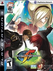 The King of Fighters XII – фото обложки игры