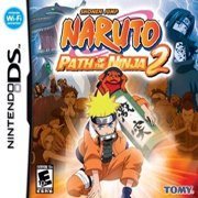 Обложка Naruto: Path of the Ninja 2