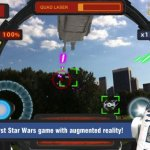 Скриншот Star Wars Arcade: Falcon Gunner – Изображение 5