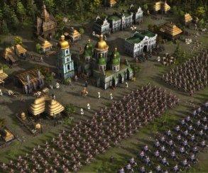 Новые нации июниты: «Казаки 3» получит дополнение «Золотой век»
