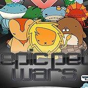 Обложка Epic Pet Wars
