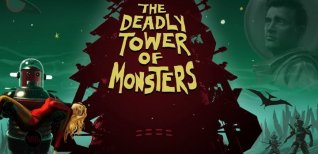 The Deadly Tower of Monsters. Релизный трейлер