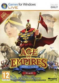 Обложка Ages of empire online