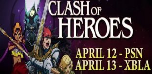 Might and Magic: Clash of Heroes. Видео #3