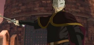 The Heroic Legend of Arslan. Анонсирующий трейлер с Tokyo Game Show 2015