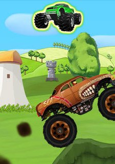 Monster Trucks Go