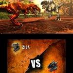 Скриншот Battle of Giants: Dinosaur Strike – Изображение 8