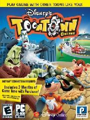 Обложка Disney's Toontown Online