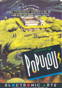 Populous – фото обложки игры