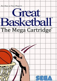 Обложка Great Basketball