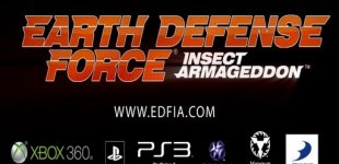 Earth Defense Force: Insect Armageddon. Видео #2