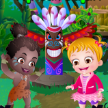 Скриншот Baby Hazel African Safari