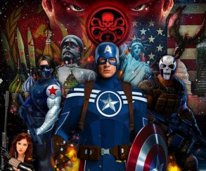 Другая война «Первого мстителя» затронет iOS и Android