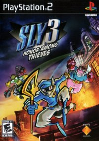 Обложка Sly 3: Honor Among Thieves