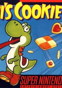 Обложка Yoshi's Cookie