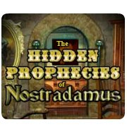 Обложка The Hidden Prophecies of Nostradamus