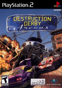 Обложка Destruction Derby: Arenas