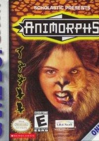 Обложка Animorphs