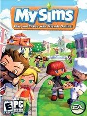 Обложка MySims